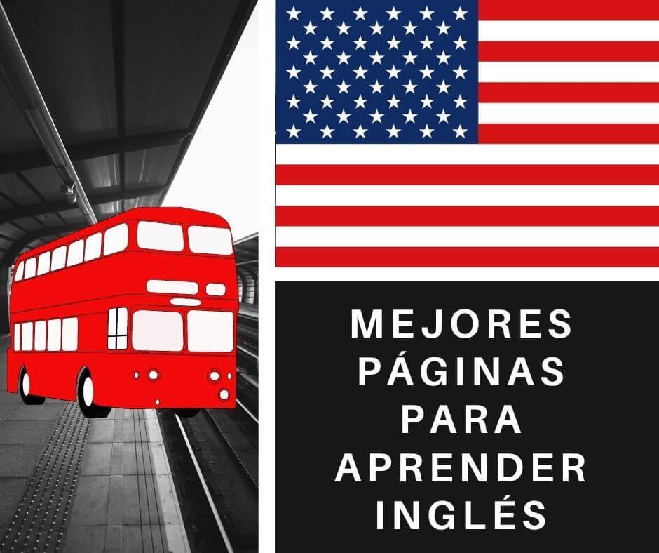 Las mejores páginas para aprender inglés
