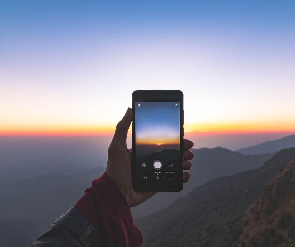 Cursos gratis de fotografía con celular