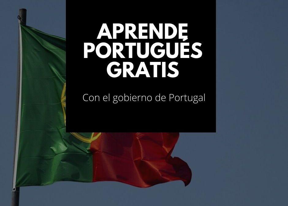 Aprende portugués gratis con este curso online